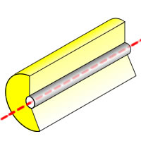 Single Mode Bulk Fiber Cable