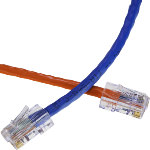 Cat5e Patch Cable - CMR - Solid - No Boots - USA