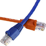 Cat5e - Stranded Patch Cable - Boots - USA