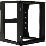 12U Hinged Wall Mount Rack