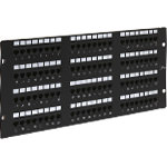 4U 96 Port Cat6 Patch Panel