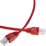 Cat 6 - Stranded Patch Cable - Bubble Boot - USA